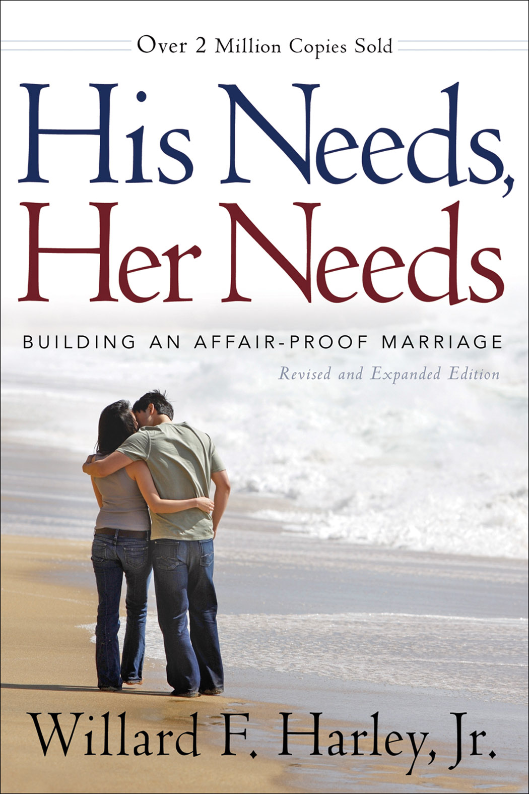 picture of a book titled his needs her needs