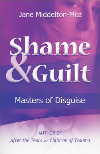 picture of a book titled Shame and Guilt: Masters of Disguise